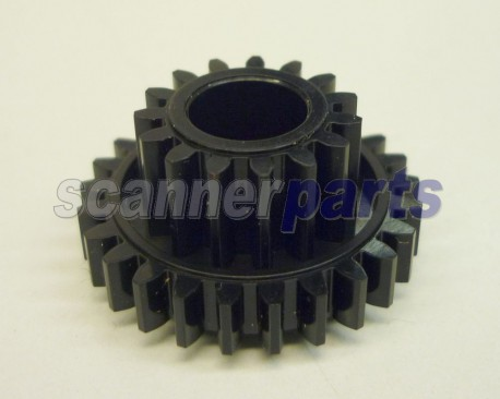 Gear from the Pick Roller Shaft for Fujitsu fi-5110EOX, fi-5110EOX2, fi-5110EOXM, ScanSnap S1500