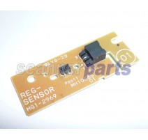 PCB Assembly Camera Detect Canon DR-6080C, DR-7580, DR-9080C