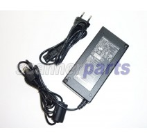 AC Adapter for Canon DR-C, DR-F, DR-M, ScanFront 300, 330, 400 Series