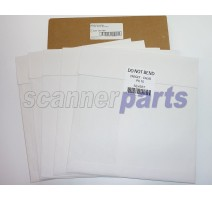 Calibration Sheets Kodak i800 Serial