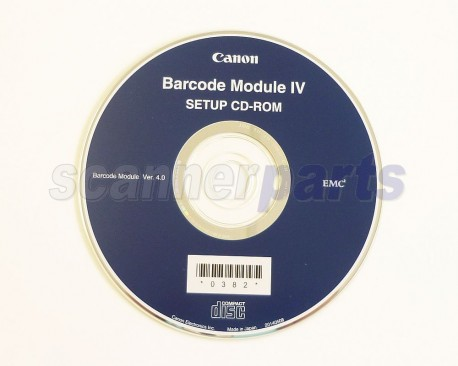Canon Barcode Module for Canon DR-6030C, DR-C240, DR-G1130, DR-M260, DR-X10C