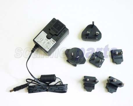AC Adapter for Kodak i2400, i2420, i2600, i2620, i2800, i2820, PS50, PS80