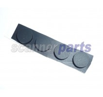 Rubber Stand for Avision AV121, AV122