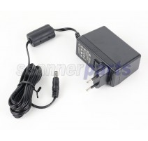 AC Adapter for Plustek SmartOffice PL1200, PL3000, PL7000, PL7500, OpticPro A320, A360, OpticBook A300