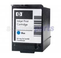 Blue Ink Cartridge for Canon DR-6080C, DR-7580, DR-9080C, DR-X10C (with Imprinter)