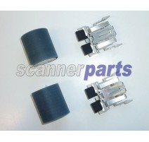 Roller Exchange Kit for Fujitsu fi-4120C2, fi-4220C2, fi-5120C, fi-5220C, fi-6010N